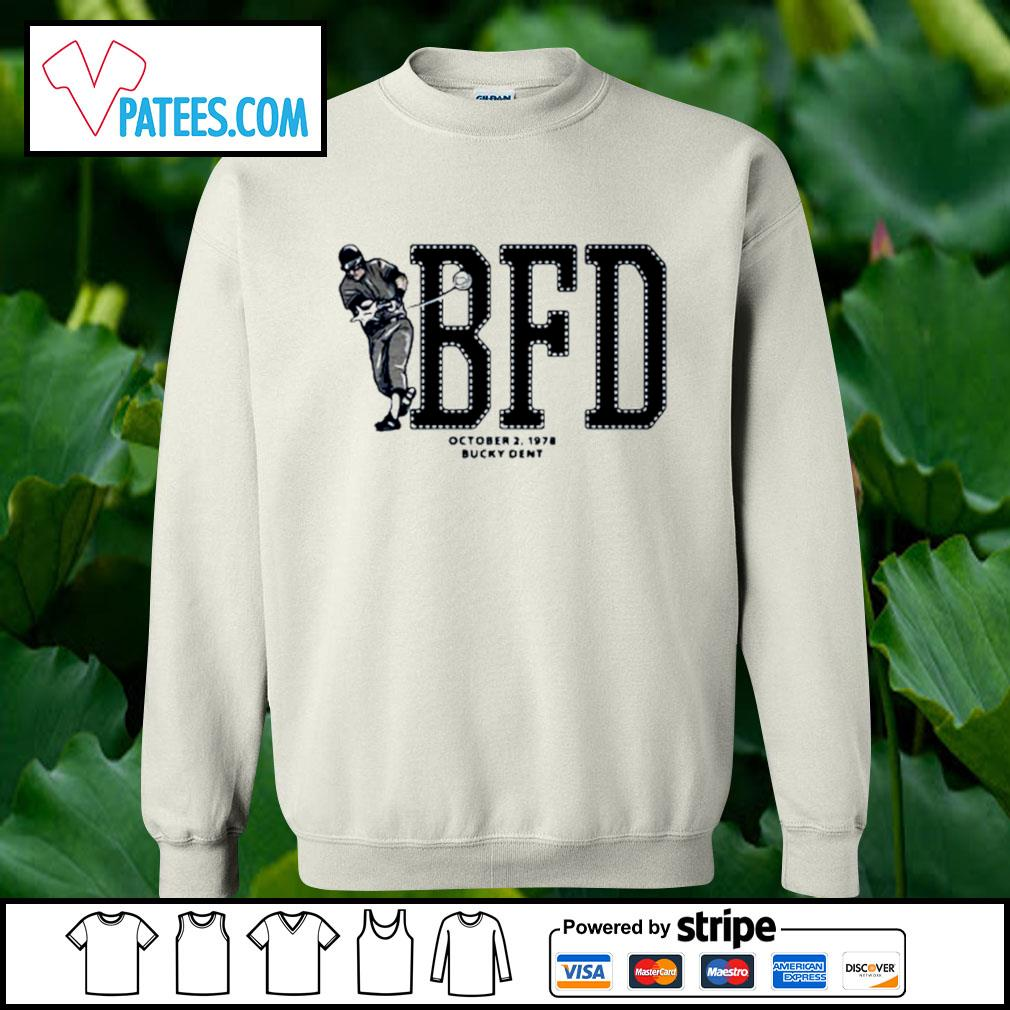 BFD October 2 1978 bucky dent s sweater