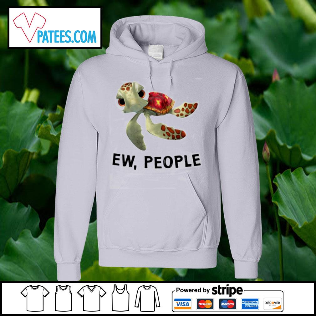 Turtle ew, people s hoodie