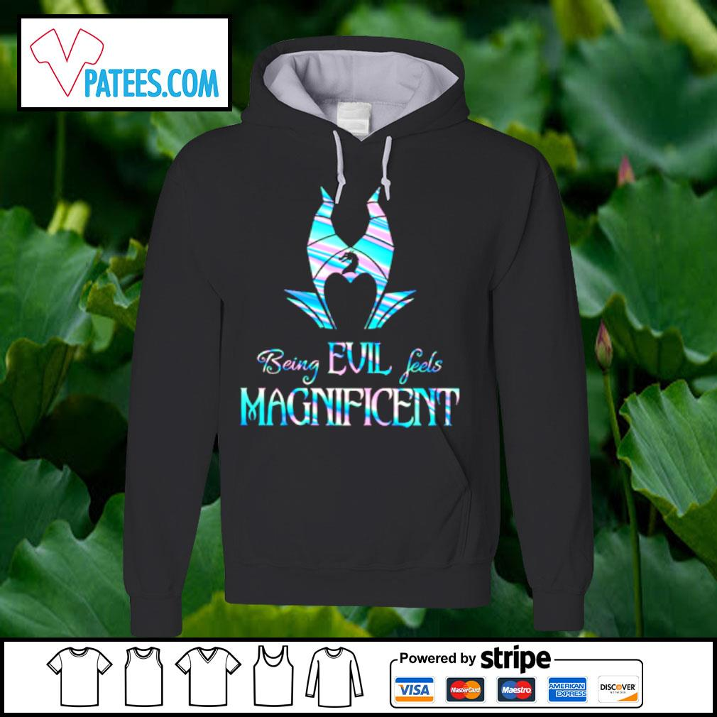 Being avil feels Magnificent s hoodie