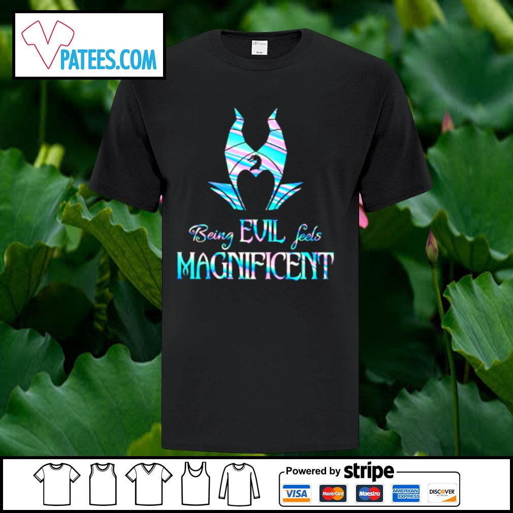 Being avil feels Magnificent shirt