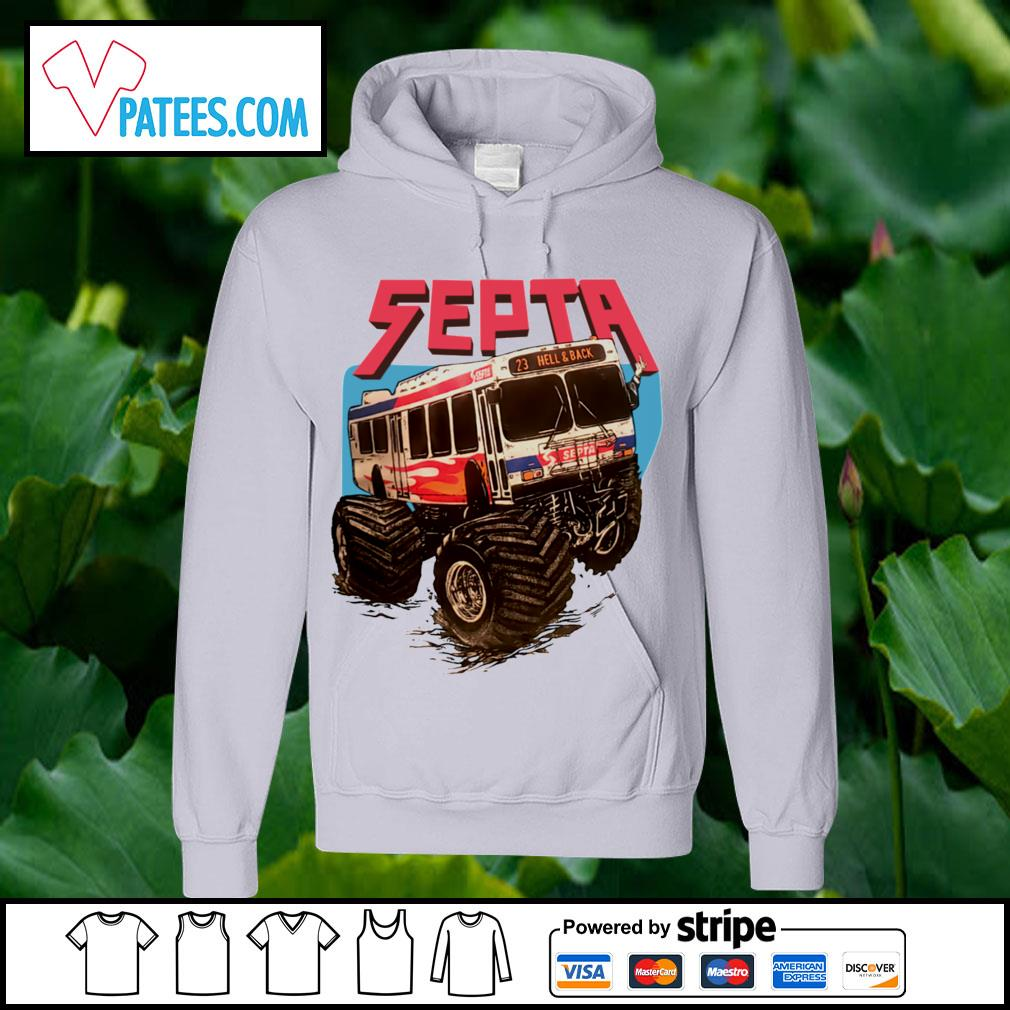 Septa 23 hell and back s hoodie