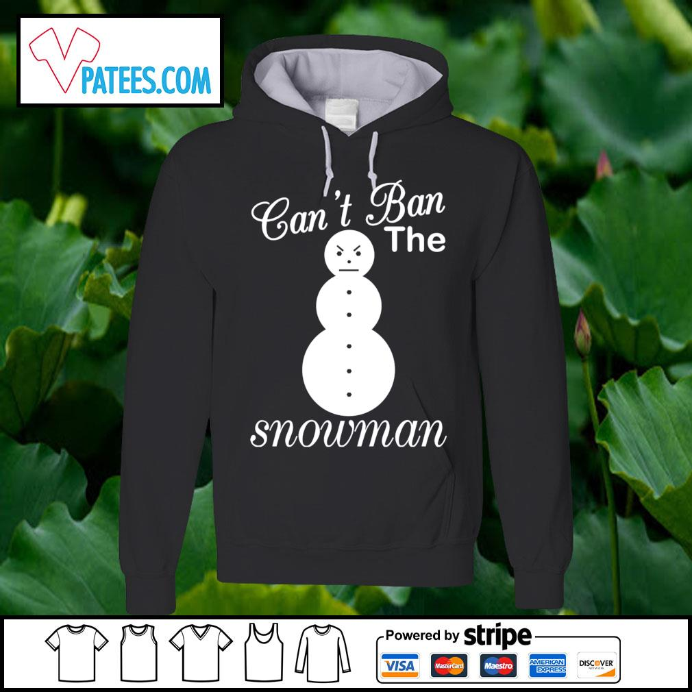 Young Jeezy can't ban the snowman s hoodie